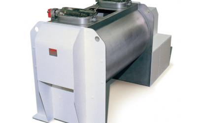 Horizontal Helical Blade Mixers